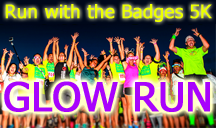 Run With the Badges 5K